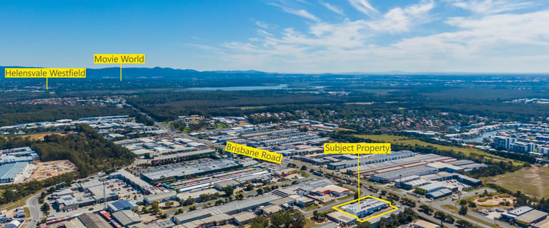 Factory, Warehouse & Industrial commercial property for sale at 4 Wrights Place Arundel QLD 4214