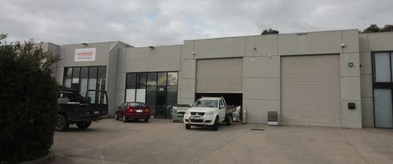 Factory, Warehouse & Industrial commercial property for sale at 38 Colrado Court Hallam VIC 3803