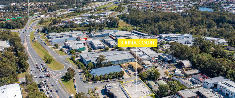 Showrooms / Bulky Goods commercial property for sale at 3 Rina Court Varsity Lakes QLD 4227
