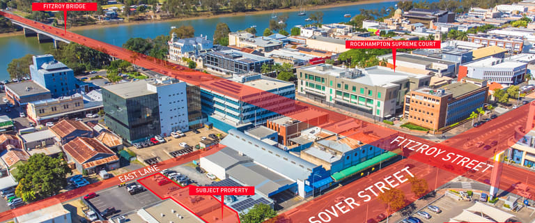 Medical / Consulting commercial property sold at 123 Bolsover Street Rockhampton City QLD 4700