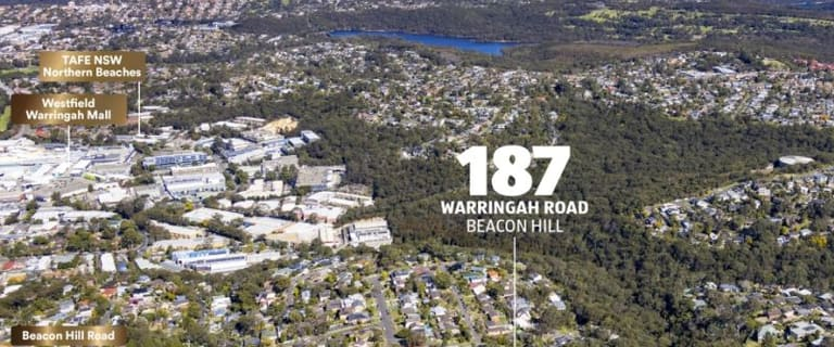 Other commercial property for sale at 187 Warringah Road Beacon Hill NSW 2100