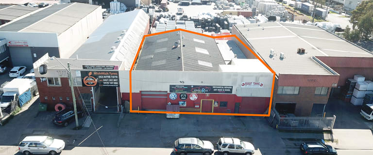 Factory, Warehouse & Industrial commercial property for sale at 88 Victoria Street Smithfield NSW 2164