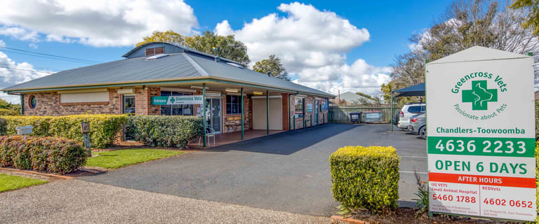 Shop & Retail commercial property for sale at 224 Alderley Street Toowoomba QLD 4350