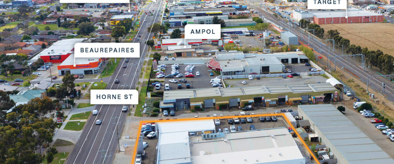Showrooms / Bulky Goods commercial property for sale at 101-107 Horne Street Sunbury VIC 3429