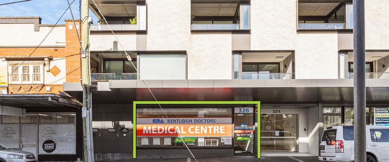 Medical / Consulting commercial property for sale at G02/326 Centre Road Bentleigh VIC 3204