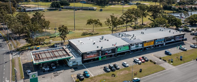 Shop & Retail commercial property for sale at Lots 1-9/117 Ashmore Road Bundall QLD 4217