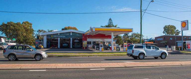 Shop & Retail commercial property for sale at Cnr 82-86 Fitzroy Street & Campbell Street Rockhampton City QLD 4700