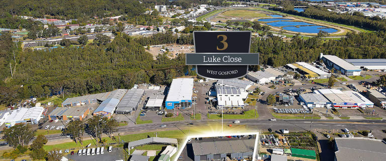 Development / Land commercial property for sale at 3 Luke Close West Gosford NSW 2250