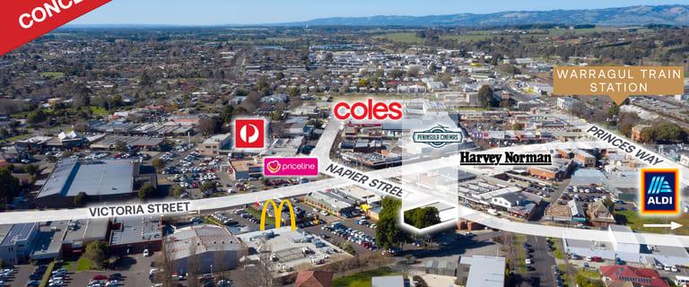 Shop & Retail commercial property for sale at Shop 1 & 2/9 Napier Street Warragul VIC 3820