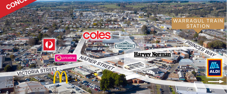 Development / Land commercial property for sale at 18 Napier Street Warragul VIC 3820