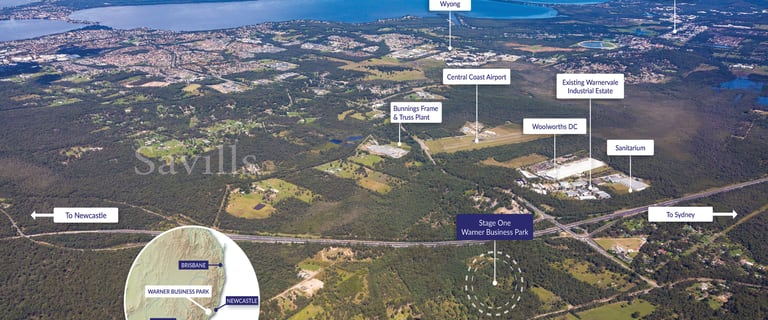 Development / Land commercial property for sale at 671-781 Hue Hue Road and 225 Sparks Road Jilliby NSW 2259