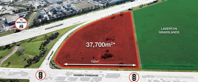 Development / Land commercial property for sale at 870 Kororoit Creek Road Altona North VIC 3025