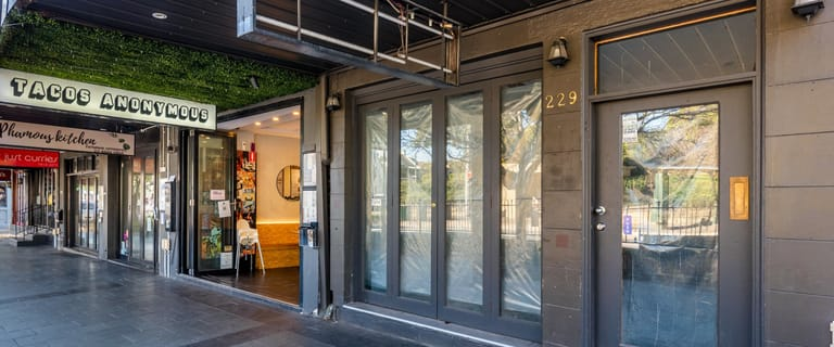 Shop & Retail commercial property for sale at 229 Darling Street Balmain NSW 2041