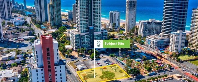 Development / Land commercial property for sale at 9-17 Cypress Avenue Surfers Paradise QLD 4217