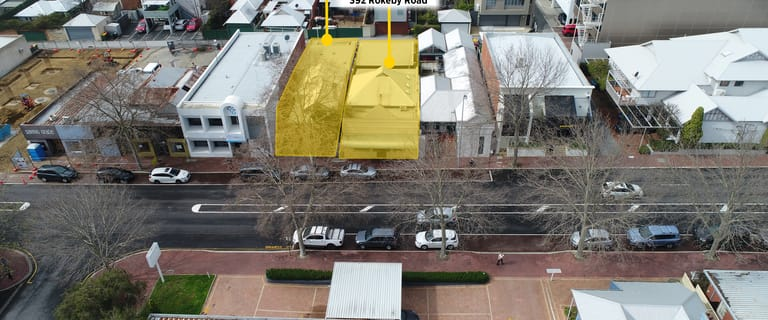 Medical / Consulting commercial property for sale at 388-392 Rokeby Road Subiaco WA 6008