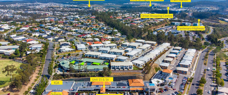 Medical / Consulting commercial property for sale at 15&16/31 Springfield lakes Boulevard Springfield Lakes QLD 4300
