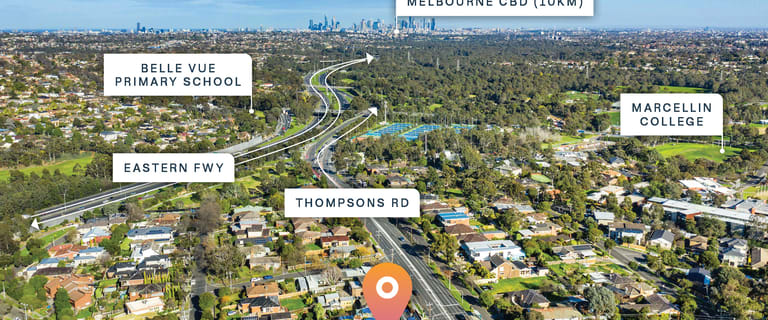 Medical / Consulting commercial property for sale at 56 Thompsons Road Bulleen VIC 3105