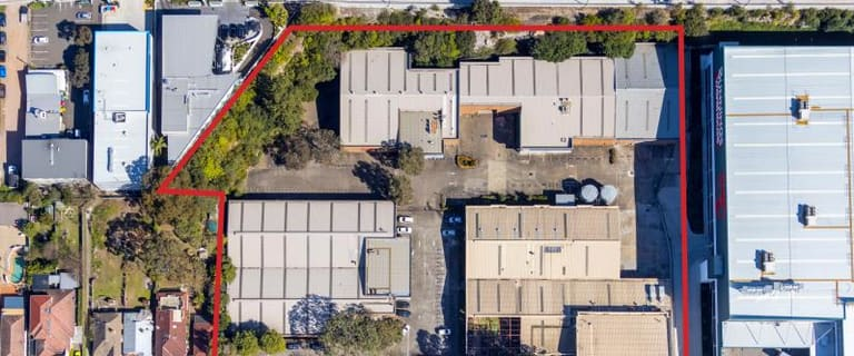 Factory, Warehouse & Industrial commercial property for sale at Whole Building/461 Victoria Road Gladesville NSW 2111