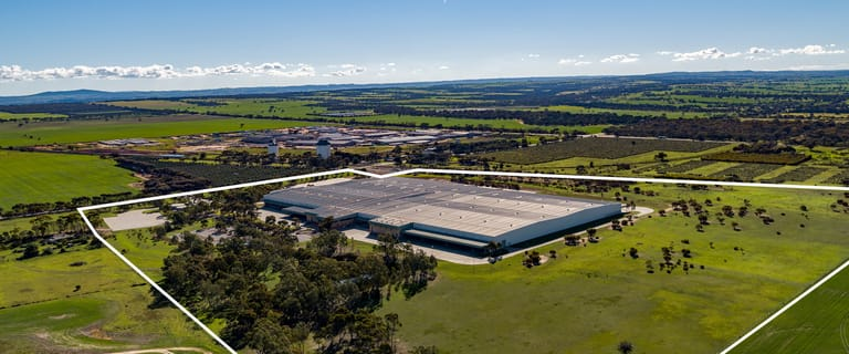 Factory, Warehouse & Industrial commercial property for sale at 93 Ferries McDonald Road Monarto South SA 5254