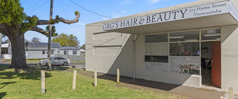 Shop & Retail commercial property for sale at 275 Hume Street South Toowoomba QLD 4350