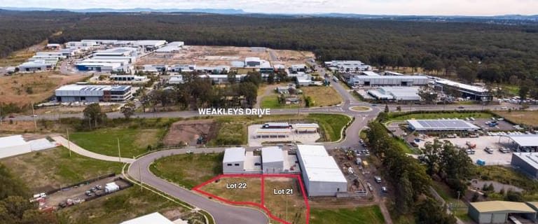 Development / Land commercial property for sale at Lot 21 & 22 Cobbans Close Beresfield NSW 2322