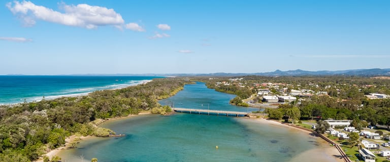 Development / Land commercial property for sale at 1126 Pottsville Rd Pottsville NSW 2489