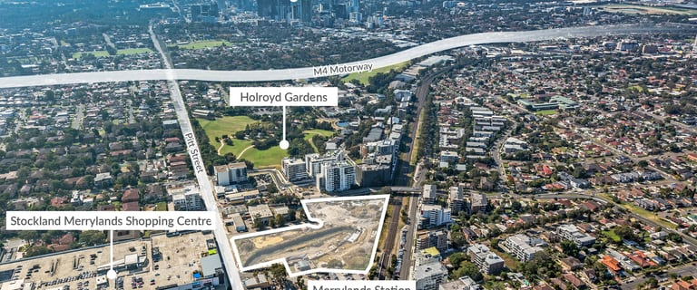 Development / Land commercial property for sale at 4 Terminal Place & 224-240 Pitt Street Merrylands NSW 2160