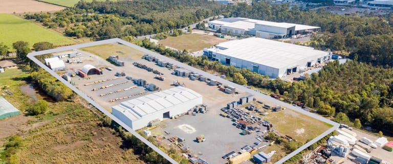 Factory, Warehouse & Industrial commercial property for sale at 167 Quinns Hill Road East Stapylton QLD 4207