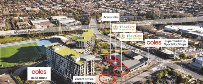 Shop & Retail commercial property for sale at Office  3/766 Toorak Road Glen Iris VIC 3146