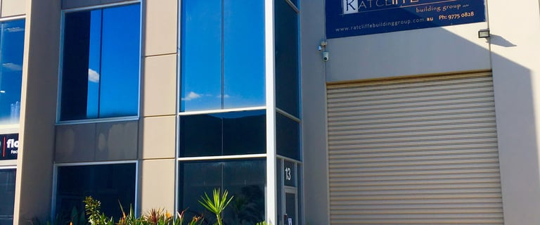 Factory, Warehouse & Industrial commercial property for sale at 13/47-49 Frankston Gardens Drive Carrum Downs VIC 3201