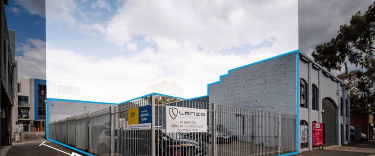 Parking / Car Space commercial property for sale at 135-137 Market Street South Melbourne VIC 3205