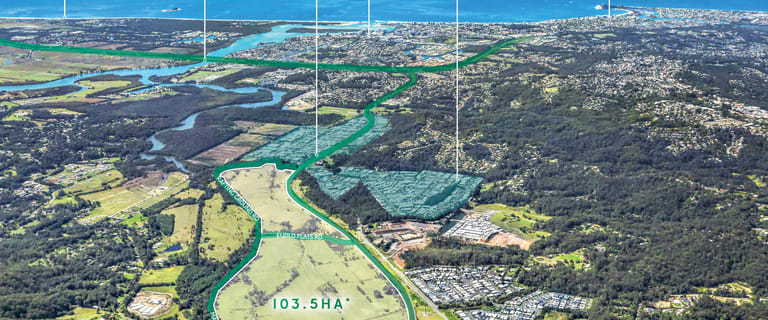 Development / Land commercial property for sale at 758 Maroochydore Road Forest Glen QLD 4556