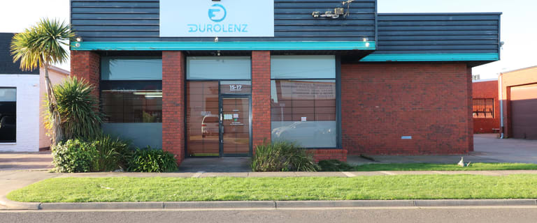 Factory, Warehouse & Industrial commercial property for sale at 15 & 17 Rosella Street Frankston VIC 3199