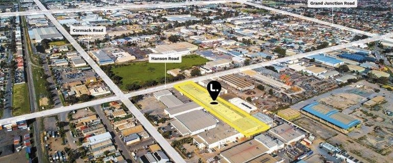 Factory, Warehouse & Industrial commercial property for sale at 307 Hanson Road Wingfield SA 5013