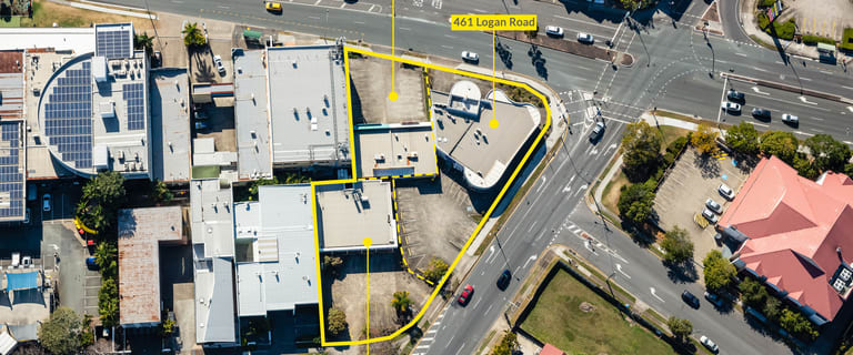 Development / Land commercial property for sale at 455-461 Logan Road and 98 Cleveland Street Stones Corner QLD 4120