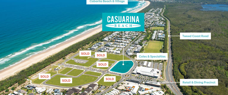 Shop & Retail commercial property for sale at 6 Grand Parade Casuarina NSW 2487