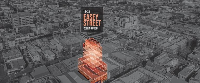 Development / Land commercial property for sale at 19-23 Easey Street Collingwood VIC 3066