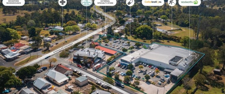 Shop & Retail commercial property sold at 71-75 Archer Street Woodford QLD 4514