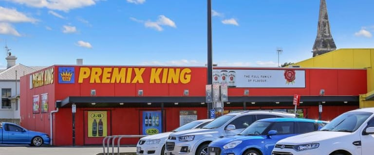 Shop & Retail commercial property sold at 154 Koroit Street Warrnambool VIC 3280
