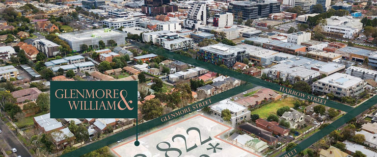 Development / Land commercial property for sale at 22, 24 & 26 Glenmore Street & 19 & 27 William Street Box Hill VIC 3128