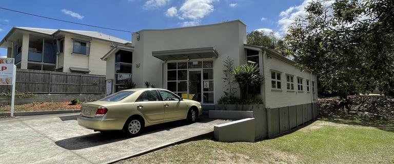 Offices commercial property for lease at 167 Pickering Street Enoggera QLD 4051