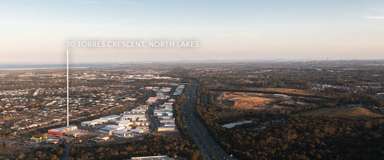 Factory, Warehouse & Industrial commercial property for sale at 30 Torres Crescent North Lakes QLD 4509