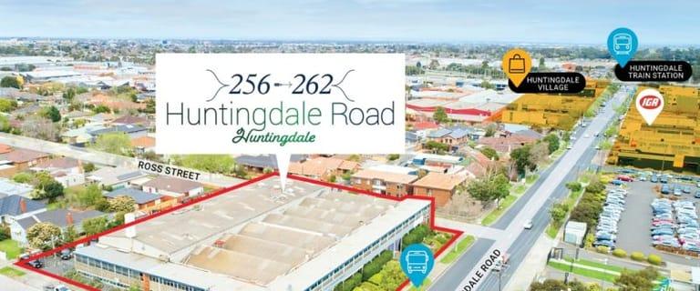 Development / Land commercial property for sale at 256-262 Huntingdale Road Huntingdale VIC 3166