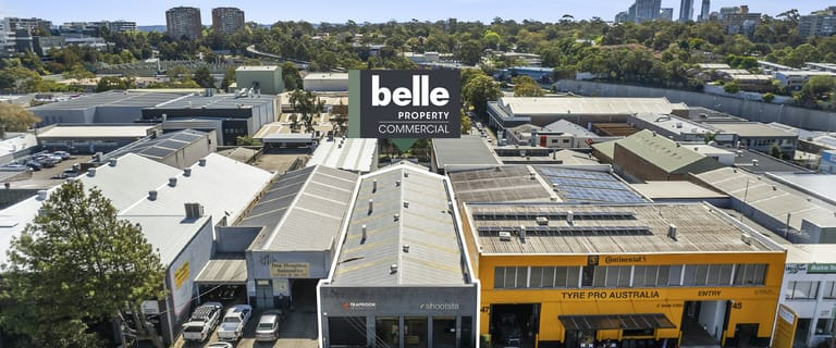 Factory, Warehouse & Industrial commercial property for sale at 49 Whiting Street Artarmon NSW 2064