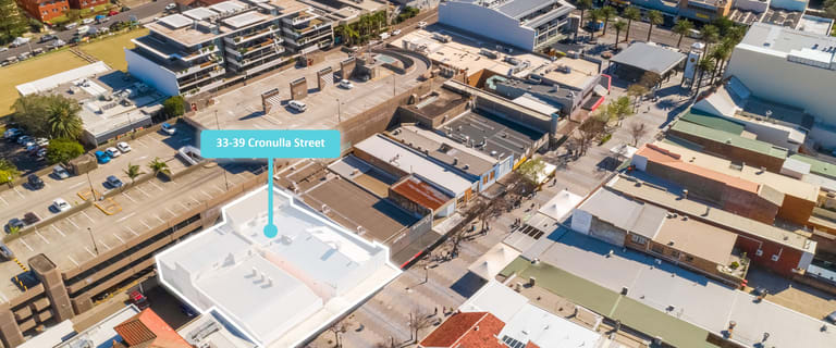 Shop & Retail commercial property for sale at 33-39 Cronulla Street Cronulla NSW 2230