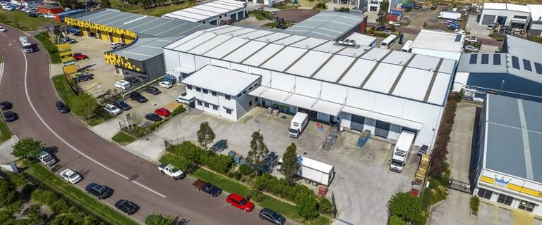 Factory, Warehouse & Industrial commercial property for sale at 4 London Drive Wyong NSW 2259