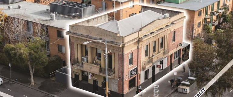 Hotel, Motel, Pub & Leisure commercial property for sale at 171 Curzon Street North Melbourne VIC 3051