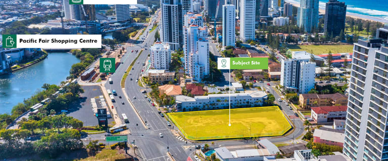 Development / Land commercial property for sale at 2605 Gold Coast Highway Mermaid Beach QLD 4218
