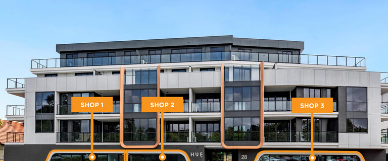 Shop & Retail commercial property for sale at Shop 1-3/28 Swindon Road Hughesdale VIC 3166