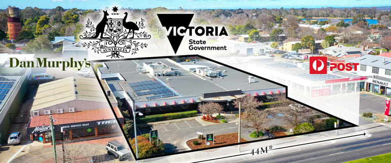 Offices commercial property for sale at 146-154 York Street Sale VIC 3850